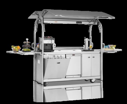 MSD-BASIC 200 | Mobile Service Desk от бренда Tefcold (Дания) в Украине
