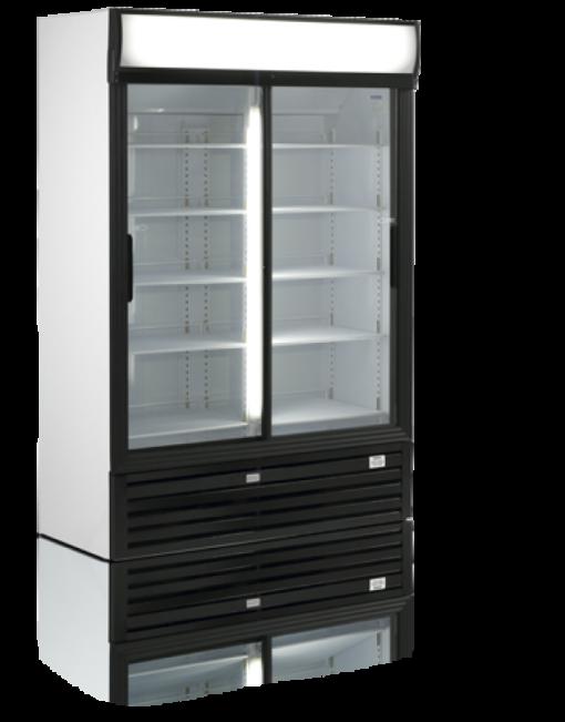 SLDG1000 | Шкафы для напитков от бренда Tefcold (Дания) в Украине