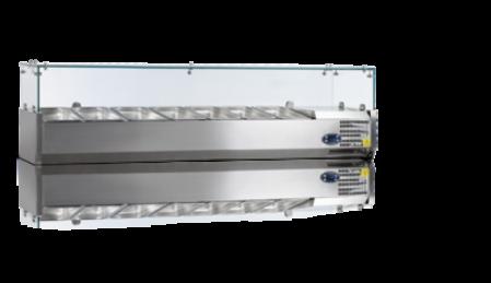 VK33-150-I | Холодильная витрина GN1/4