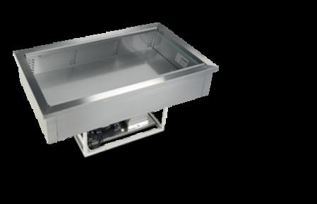 CW3/V | Холодильная ванна, GN1/1