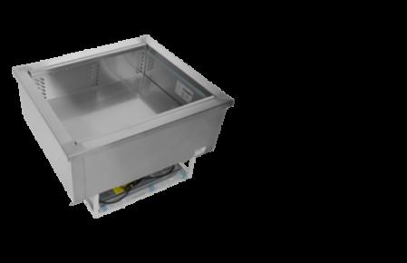CW2/V | Холодильная ванна, GN1/1