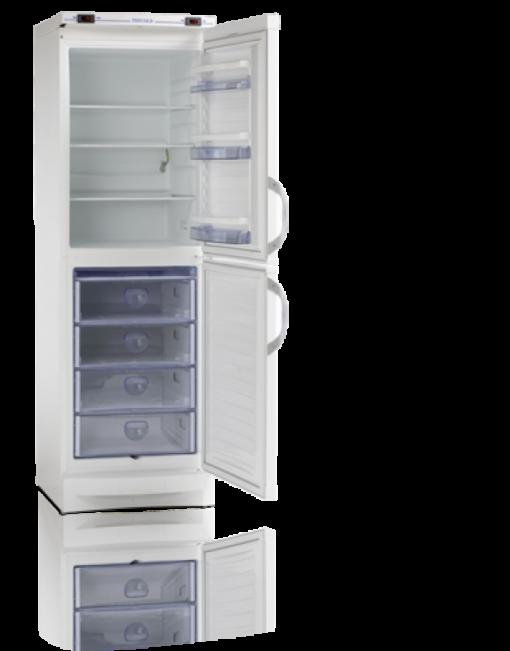 BTKF380 | Комбинированные холодильный/морозильный от бренда Tefcold (Дания) в Украине