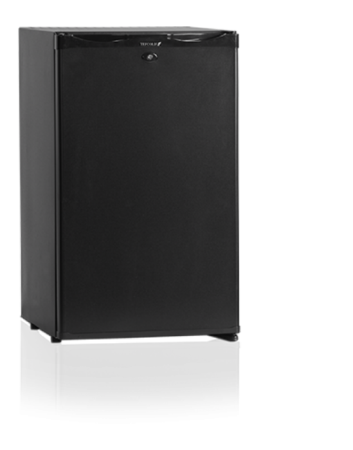 TM52 BLACK/BLACK   Минибары от бренда Tefcold (Дания) в Украине