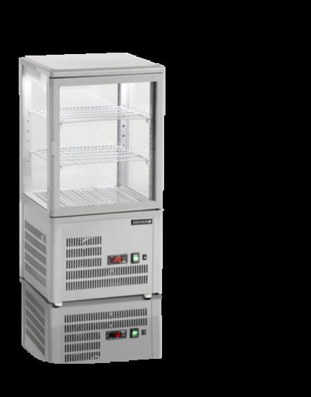 UPD60/GREY/R600 | Кондитерская витрина
