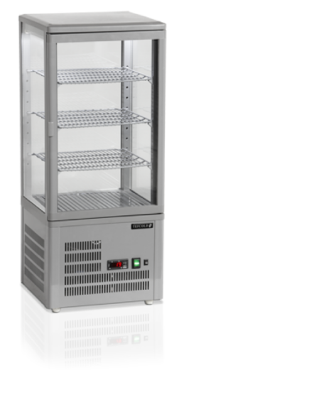 UPD80/GREY/R600 | Кондитерская витрина