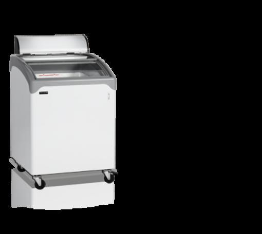 NIC100 W/DIV/WHITE INNERLI | Лари для мороженого от бренда Tefcold (Дания) в Украине