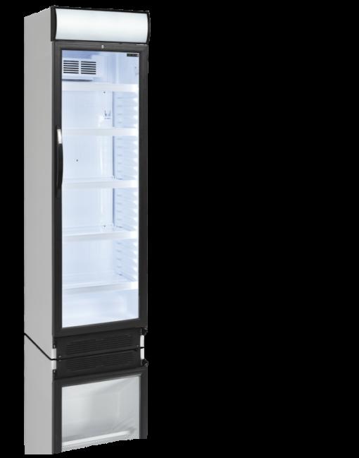 CEV425CP/R600/2LED DOOR | Шкафы для напитков от бренда Tefcold (Дания) в Украине
