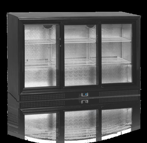 DB300S-3-P | Барные шкафы от бренда Tefcold (Дания) в Украине