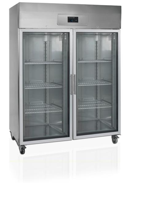 RK1420G | Холодильный шкаф GN2/1 от бренда Tefcold (Дания) в Украине