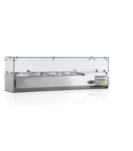 VK33-120-I | Холодильная витрина GN1/4