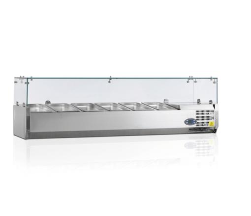 VK33-150-I | Холодильная витрина GN1/4 от бренда Tefcold (Дания) в Украине