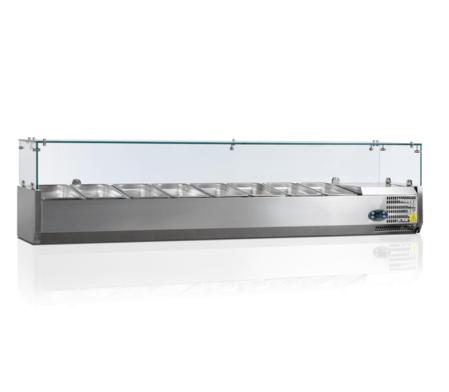 VK33-180-I | Холодильная витрина GN1/4