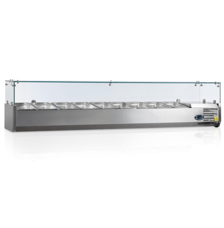 VK33-200-I | Холодильная витрина GN1/4