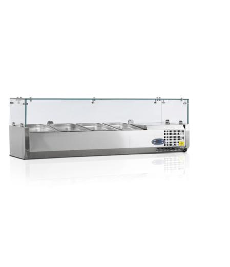 VK38-120-I | Холодильная витрина GN1/3