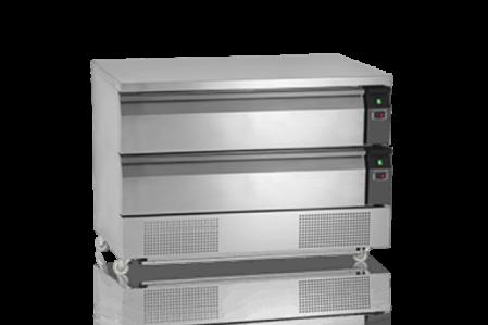 Холодильный стол UD2-3-P