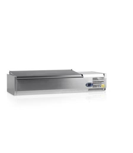 VK33-120-I S/S | Холодильная витрина GN1/4