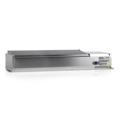 VK33-150-I S/S | Холодильная витрина GN1/4