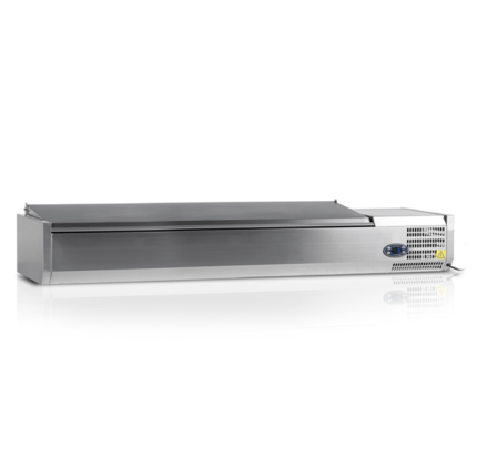 VK33-180-I S/S | Холодильная витрина GN1/4
