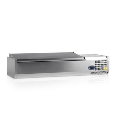 VK38-120-I S/S | Холодильная витрина GN1/3