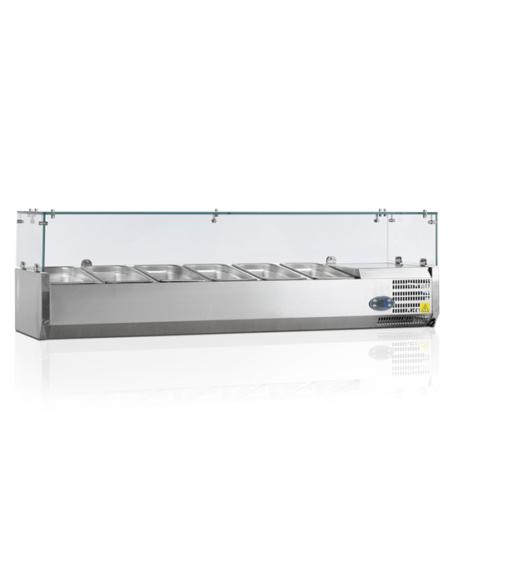 VK38-150-I   Холодильная витрина GN1/3 от бренда Tefcold (Дания) в Украине