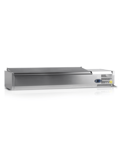 VK38-150-I S/S | Холодильная витрина GN1/3