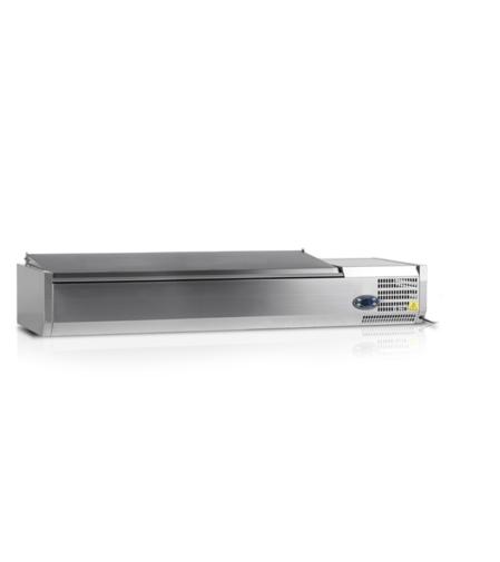 VK38-160-I S/S | Холодильная витрина GN1/3