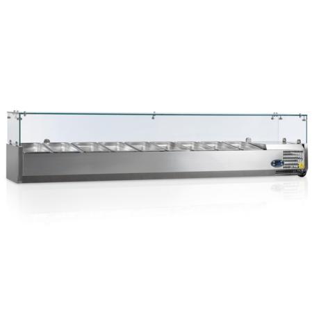 VK38-200-I | Холодильная витрина GN1/3