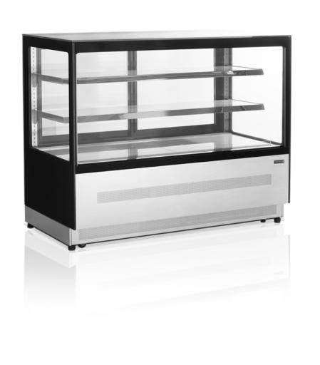 LPD1500F-P/BLACK | Кондитерская витрина