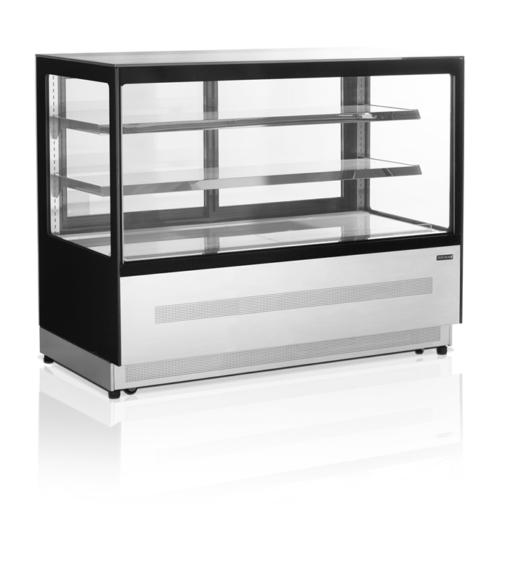 LPD1500F-P/BLACK | Кондитерская витрина от бренда Tefcold (Дания) в Украине