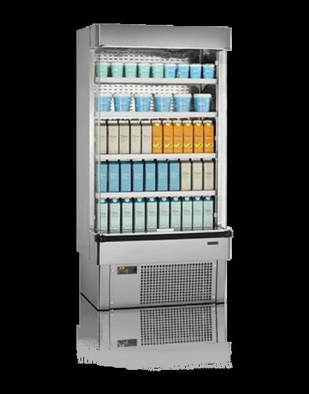 MD1000X-ZERO | Холодильная горка