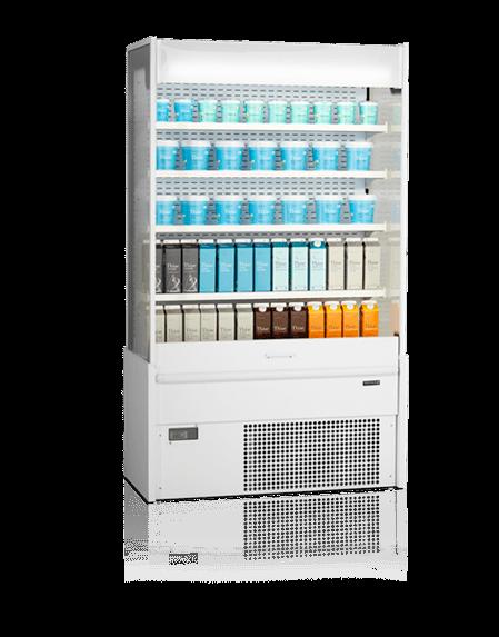 MD1100X-SLIM | Холодильная горка фото 1