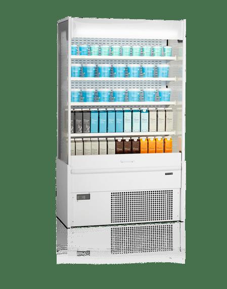 MD1100X-SLIM | Холодильная горка от бренда Tefcold (Дания) в Украине фото 1