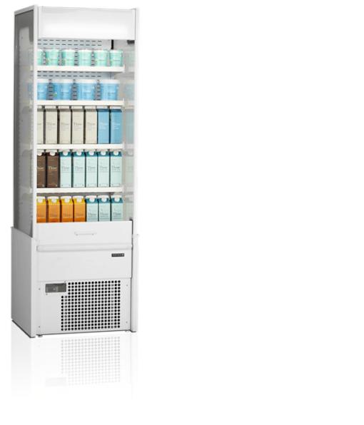 MD900-SLIM | Холодильная горка от бренда Tefcold (Дания) в Украине