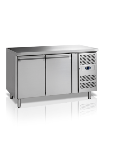 CF7210-SP BACK | Гастронормированный морозильный стол