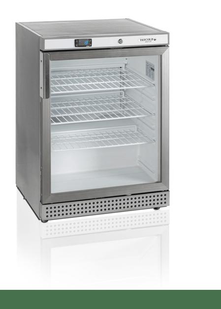 UR200SG-I | Холодильный шкаф от бренда Tefcold (Дания) в Украине