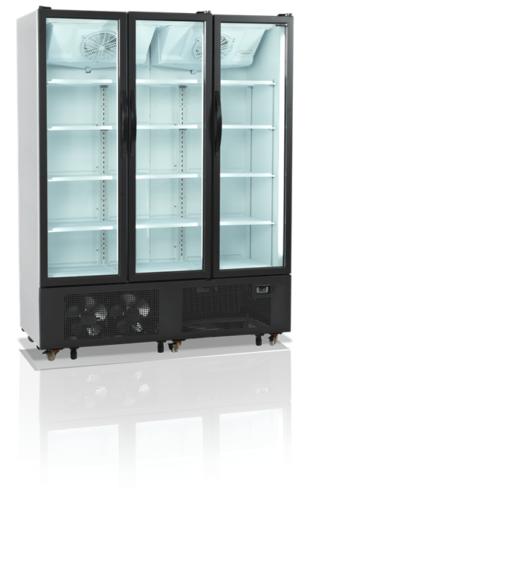 FS1600H-P |  Шкаф-витрина от бренда Tefcold (Дания) в Украине