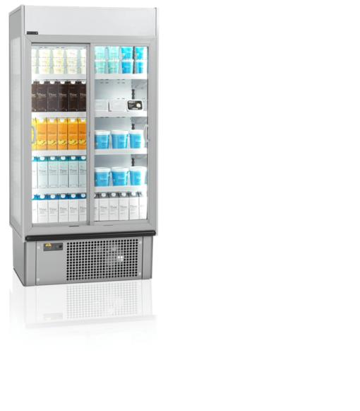 MDS1000-P | Холодильная горка фото 1