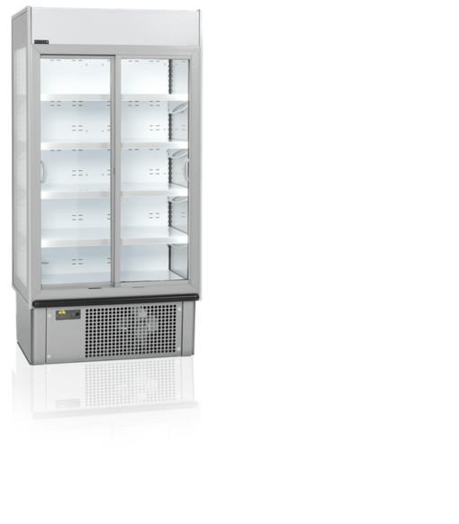 MDS1000-P |  Холодильная горка от бренда Tefcold (Дания) в Украине