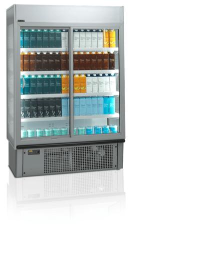 MDS1400-P | Холодильная горка фото 1