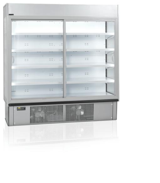 MDS1900-P | Холодильная горка от бренда Tefcold (Дания) в Украине