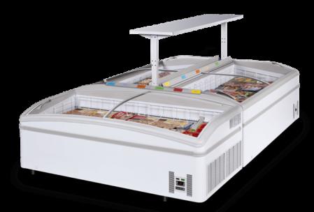 SHALLOW 200-F-P | Морозильный ларь-бонета фото 1